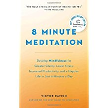 Picture of 8 Minute Meditation by Victor Davich